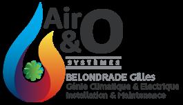 Air & O – Gilles Belondrade